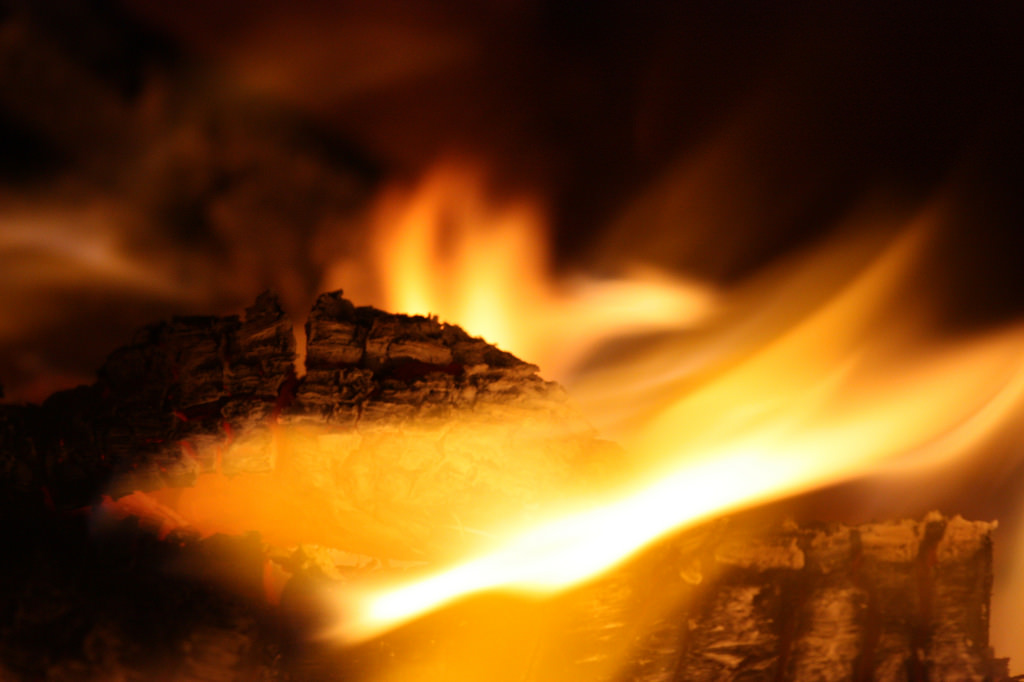 fire and embers